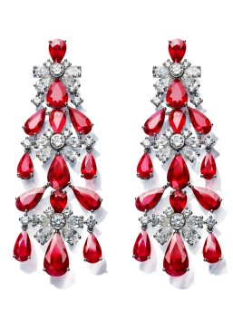 Red Carpet earrings 849891-1001