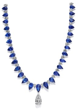 Red Carpet necklace 818063-1001