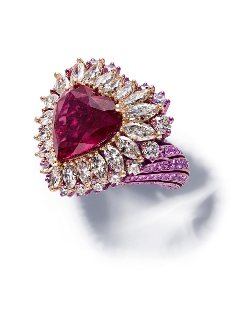 Red Carpet ring 829800-9003