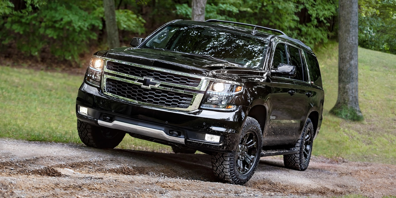 See the special editions for the chevy tahoe garber automall.