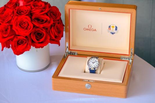 Seamaster Aqua Terra Ryder Cup Timepiece in Presentation Box