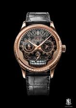 L.U.C Perpetual T Spirit of La Santa Muerte 161941-5005 (face_B)